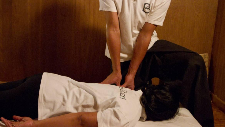 Traditional Nuat Thai Massage