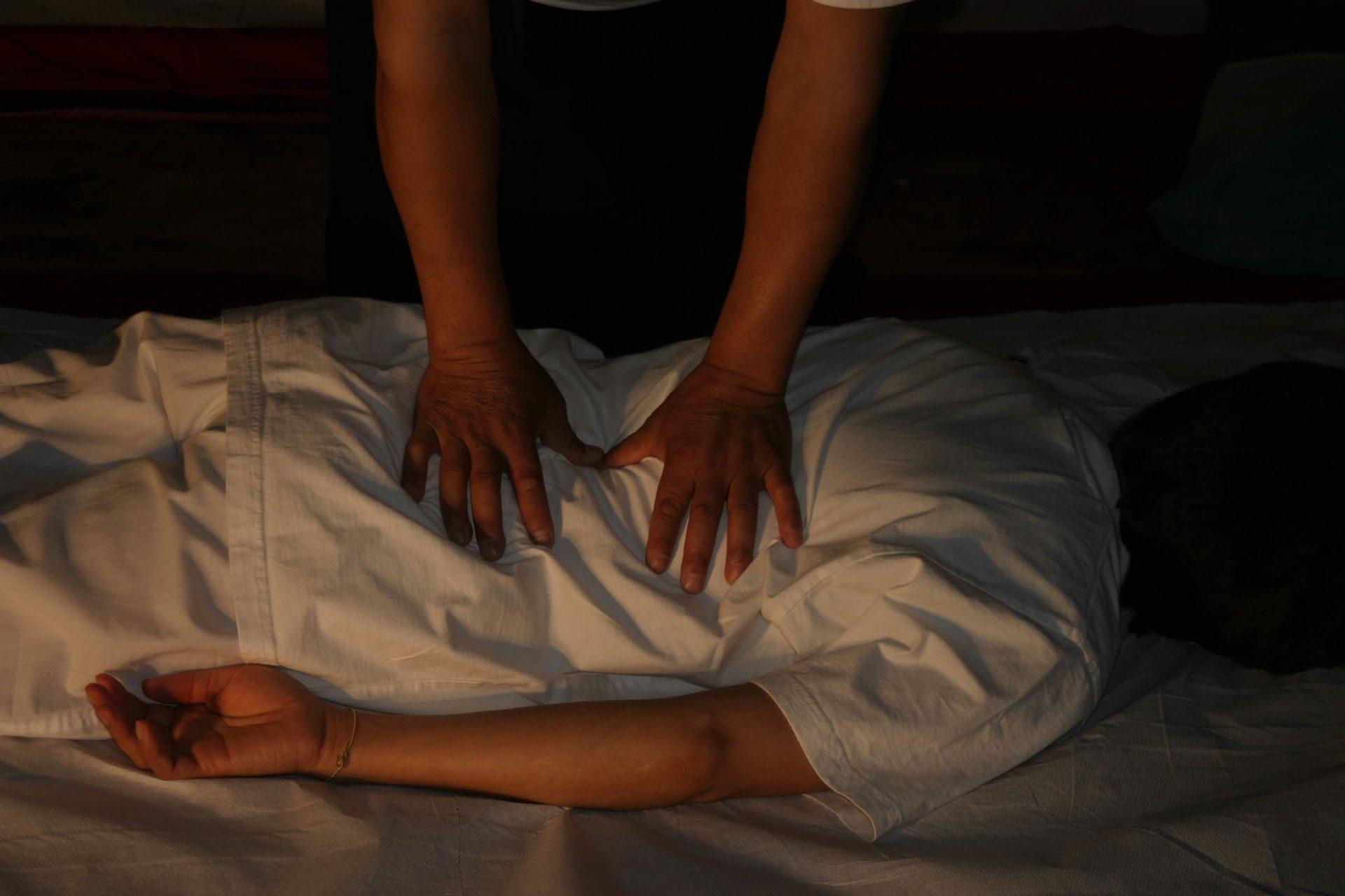 massaggio-tuina Baan Thai Roma